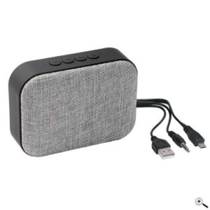Bluetooth-Lautsprecher MESHES grau