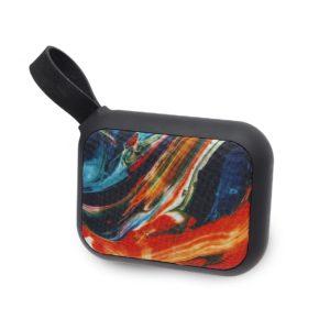 Bluetooth Lautsprecher Colori schwarz