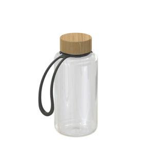 """Trinkflasche """"Natural"""" 700 ml schwarz"""