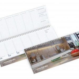Tisch-Querkalender Compact Bestseller Karton