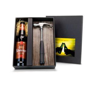 Geschenkset Feierabend - Hammer