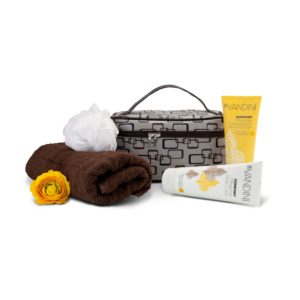 Geschenkset Wellness - Tasche Comfort