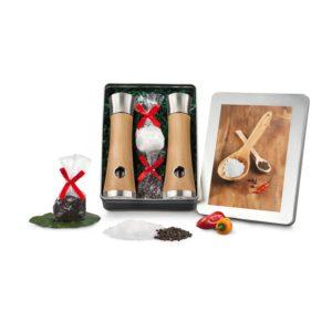 Geschenkset Salz- und Pfeffermühlen - Set
