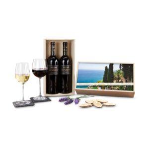 Geschenkset Wein - Partnerschaft