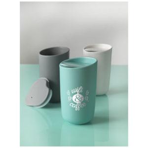 Keramikbecher doppelwandig Mysa 400 ml Farbübersicht