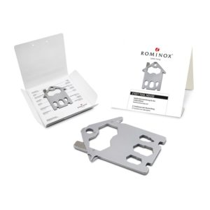 ROMINOX® Key Tool in Haus Form mit 21 Funktionen