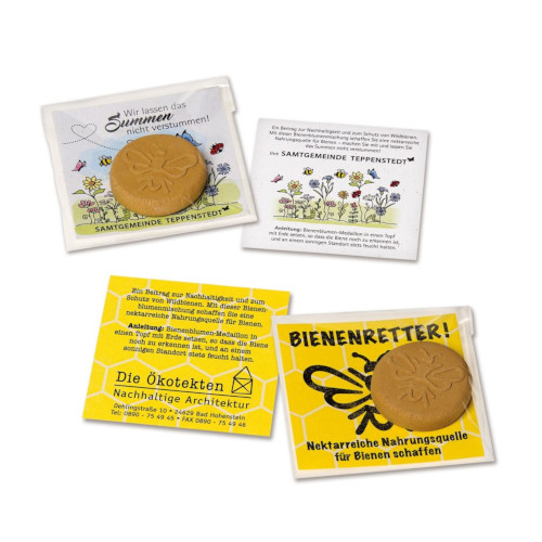 Bienenblumensaat Bee Power Flower