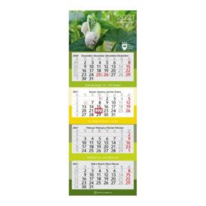 Mehrblockmonatskalender 4 Monate Profi Bestseller
