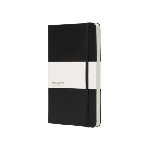 MOLESKINE® Notizbuch Hardcover im Taschenformat schwarz