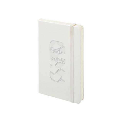 MOLESKINE® Notizbuch Hardcover im Taschenformat weiss