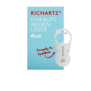 RICHARTZ® Einkaufswagenlöser Duo