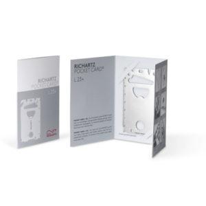 RICHARTZ® Pocket Card L 23+