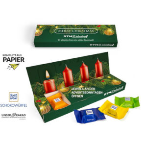"Ritter Sport ""Adventsbox To Go"" Eco"