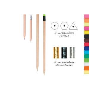 Bleistift natur Übersicht