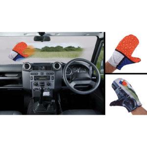 Mikrofaserhandschuh fürs Auto Carhand